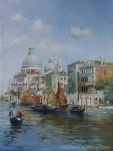Шумайлов Д.А. «Гранд Канал, Венеция»